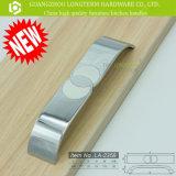 Самая новая ручка шкафа сплава цинка никеля сатинировки щетки