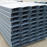 C galvanizzata Section Steel per Steel Structure