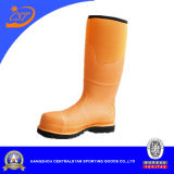 형식 밝은 노란 무릎 높은 강철 발가락 시동 (ST-1772)