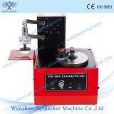 Machine à imprimer à codage par lots à plaque ronde numérique électrique automatique
