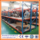 Panneau en acier rayonnant les supports industriels de moule de stockage