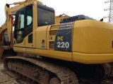 Escavatore utilizzato PC220-8 di KOMATSU da vendere (Komastu PC220-8)