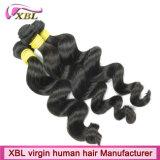 Afrouxar o cabelo do brasileiro do Virgin do preço de fábrica da onda