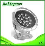 IP68高い安全性(HL-PL15)のステンレス鋼LED水中Light/15W LED水中ライト