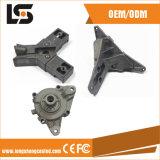 Aluminium der Präzisions-maschinell bearbeitenservice Druckguß CNC-Motorrad-Teile