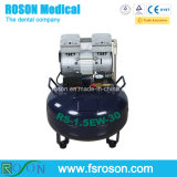 Oilless Silent Dental Air Compressor per Two Dental Unit Use