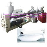 Panneau de feuille des HANCHES PMMA d'ABS de coextrusion faisant la machine
