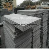 Tuiles en pierre normales de granit de brame pour le plancher et le pavage