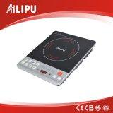 Het Merk van Ailipu voor het Kooktoestel van de Inductie van de Drukknop van de Markt van Syrië 2000W Model alp-18b1