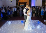 2015 LED Pista de baile para la boda y la decoración del partido