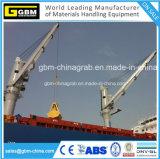 Draht-Luffing-elektrische hydraulische Lieferungs-Marineplattform-Kran