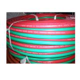 300psi tubo flessibile dell'acetilene dell'ossigeno del grado R 3/16 ''