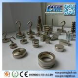 Magneten van het Neodymium van de Magneet van het Metaal van Magnett van Neodimium de Super Sterke