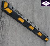 paradas estándar de la rueda de la cuña de la rueda de coche del suelo del garage de la seguridad de tráfico del 165cm Australia