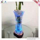 Glas-Vase der heißer Verkaufs-kreativer Geschenk-LED