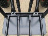 Bon chariot à main en métal des prix, fabricant de chariot de Foladable d'entrepôt