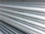 Dimensiones galvanizadas del tubo de 21.3mm~ 273.1 milímetros