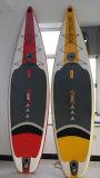 Surf della scheda del Sup degli S.U.A. con il marchio personalizzato