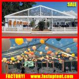 Шатер венчания партии 10m прозрачной стены широкий для напольного случая