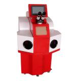 Машина ювелирных изделий сварочного аппарата лазера ювелирных изделий цепная делая