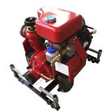 Bj 20A 2 Honda 엔진을%s 가진 고압 화재 싸움 펌프