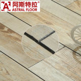 WPC Duitse Technology 12mm/8mm HDF Handscraped Grain Laminate Flooring