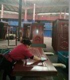 Ecomomic Factory Price Security Steel Door in Cina