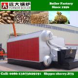 8000kg 증기 보일러 생물 자원 목제 껍질 사탕수수 찌지에 의하여 발사되는 발전기 8ton