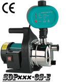 (SDP600-3S-C) Водяная помпа сада двигателя домочадца Self-Priming с баком