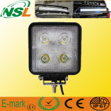 IP67 Waterproof LED Working Light 40W LED Driving Light Auto LED Work Light 10-30V LED Spot 또는 Flood Light