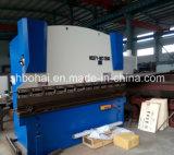Máquina de dobra do metal de folha do tipo de Shanghai Bohai, freio da imprensa do Nc