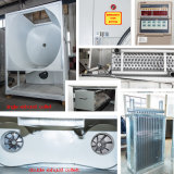 Máquina de lavar de alimentação de alimentação Three-Position do equipamento da lavanderia da máquina
