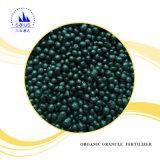 Fertilizante granulado orgânico do estrume da galinha