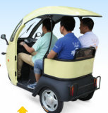 Triciclo eléctrico para pasajeros