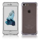 Tampa plástica dura abundante da caixa da placa traseira do gel macio de TPU para o iPhone 7 de Apple