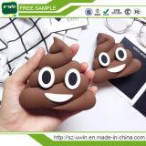 2017 de Bank 2600mAh van de Macht van pvc Emoji van het nieuwe Product voor Telefoon