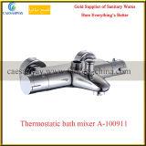 De sanitaire Tapkraan van het Water van de Badkamers van de Badkuip van Waren Thermostatische