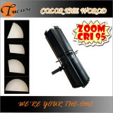 Zoomの300W 15~38 Degree COB LED Studio Profile Light