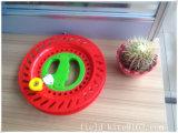 2016 rotes ABS Drachen-Fliegen-Bandspule-Rad-Hilfsmittel