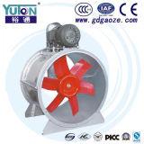 De Ventilators van de AsStroom van Yuton voor Middel aan Hoge Volum