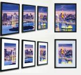 Tamaño grande al por mayor del marco de fotos marco de foto para varios tamaños de marcos