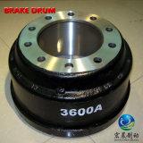 3600A Bremstrommel für Iveco/DAF/Mann