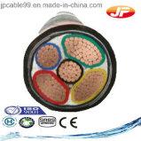 силовой кабель PVC Multi сердечников 600/1000V Unarmoured