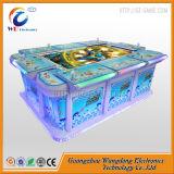 Detener a rey del 15%~20% de las máquinas de juego de arcada de los pescados de los tesoros con el validador y la impresora de Bill