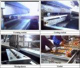 Mikro-Ableiter-Karten-Blasen-verpackenpapier-automatische kardierende Maschine