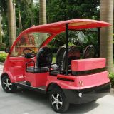 4 Seater Battery Operated Car für Sightseeing mit CER (DN-4)