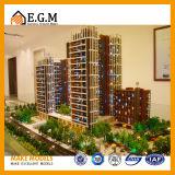 Los modelos arquitectónicos/el edificio comercial modela /Project que construye los modelos modelo de la exposición