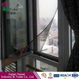 Acoplamiento de la pantalla de la ventana de la prueba del polvo