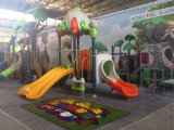 Soft Outdoor Playground Kids Playsets with CE-Certificated PVC (YL- K154)