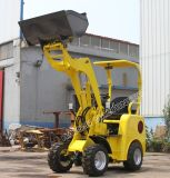 Малое Electric Wheel Loader (HQ906E) с Ce Approved
